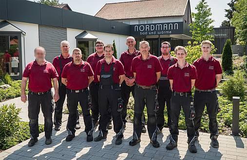 Nordmann Handwerker - pixel